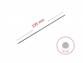 NEEDLE FOR ELECTRIC AWL - 1,2 mm