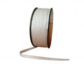 BAND-SILVER, ROLE 100m, WIDTH 5,5mm