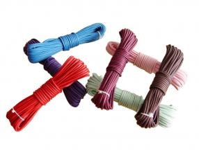 COATED CORD, COTTON, LENGTH 10 m