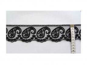 LACE - WIDTH 65 mm, PACKET - 9 m, TULLE