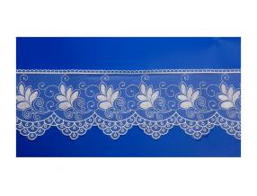 LACE - WIDTH 140 mm, PACKET - 9 m, TULLE