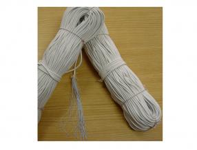 ELASTIC CORD 40 FIBRES COVERED WITH STITCH, 100m