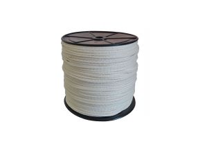 CORD, COTTON, THICKNESS  4mm, 200m.