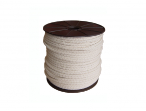 CORD, COTTON, THICKNESS   6mm, 100m.