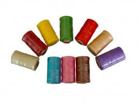 BRAIDED WAXED THREAD FOR HAND SEWING-100М