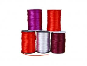 CORD, POLYESTER, THICKNESS  2mm, 100 yard