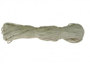 CORD, COTTON, THICKNESS  3mm, 100m.
