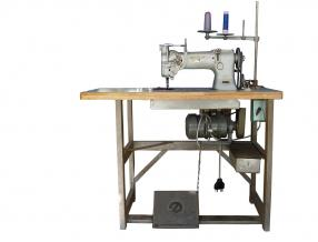 DOUBLE NEEDLES LOCKSTITCH MACHINE (4.8mm)