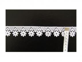 LACE TUPE BRUSSELS - WIDTH 35 mm, PACKET - 9 m