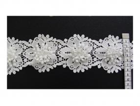 LACE - WIDTH 80 mm, PACKET - 9 m