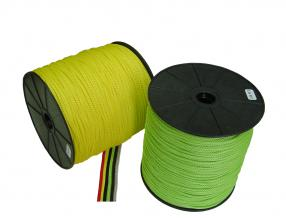 POLYESTER CORD, THICKNESS  4mm, ELASTICITY 13%, ROLL - 250m