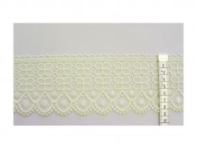 LACE TUPE BRUSSELS  - WIDTH 85 mm, PACKET - 9 m