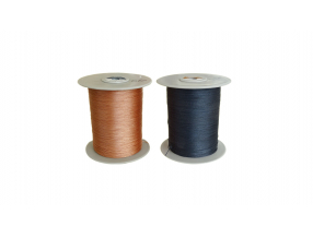 TREAD, BRAIDED,  FOR HAND SEWING, THICKNESS 0.6 mm; 1000 m