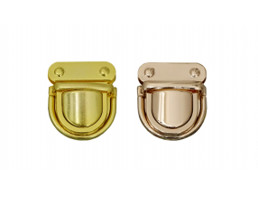 CLASP FOR BAGS, 38 mm